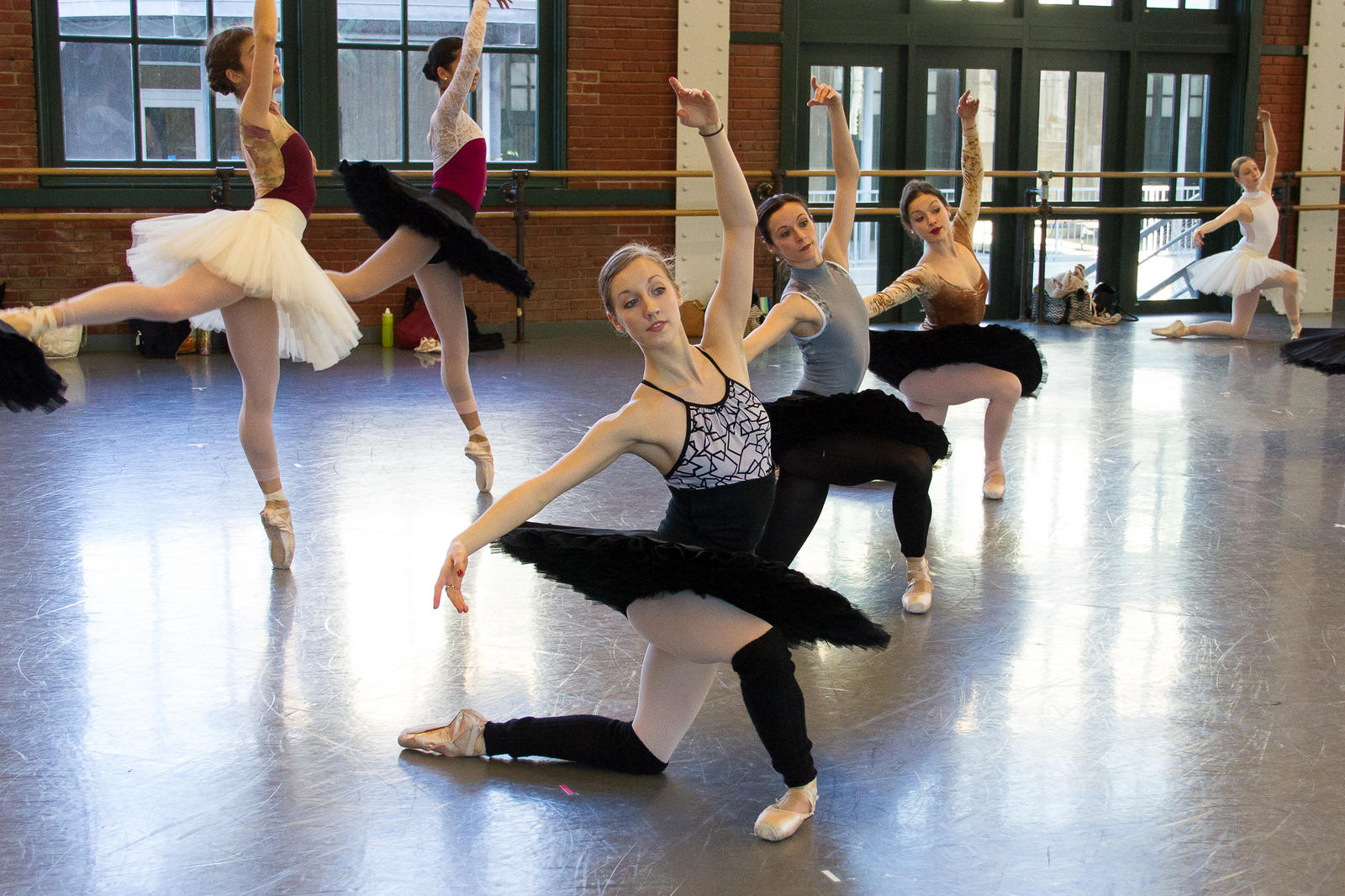 How One Kansas City Ballet Dancer Among Many Learns