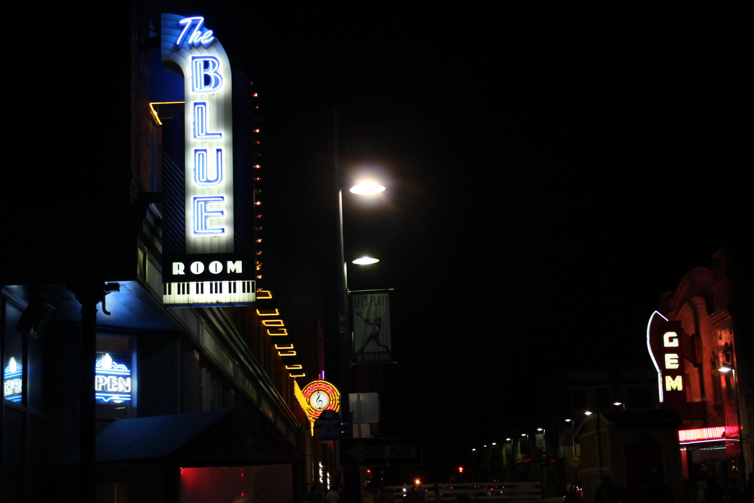 Jazz Museum Kansas City Blue Room