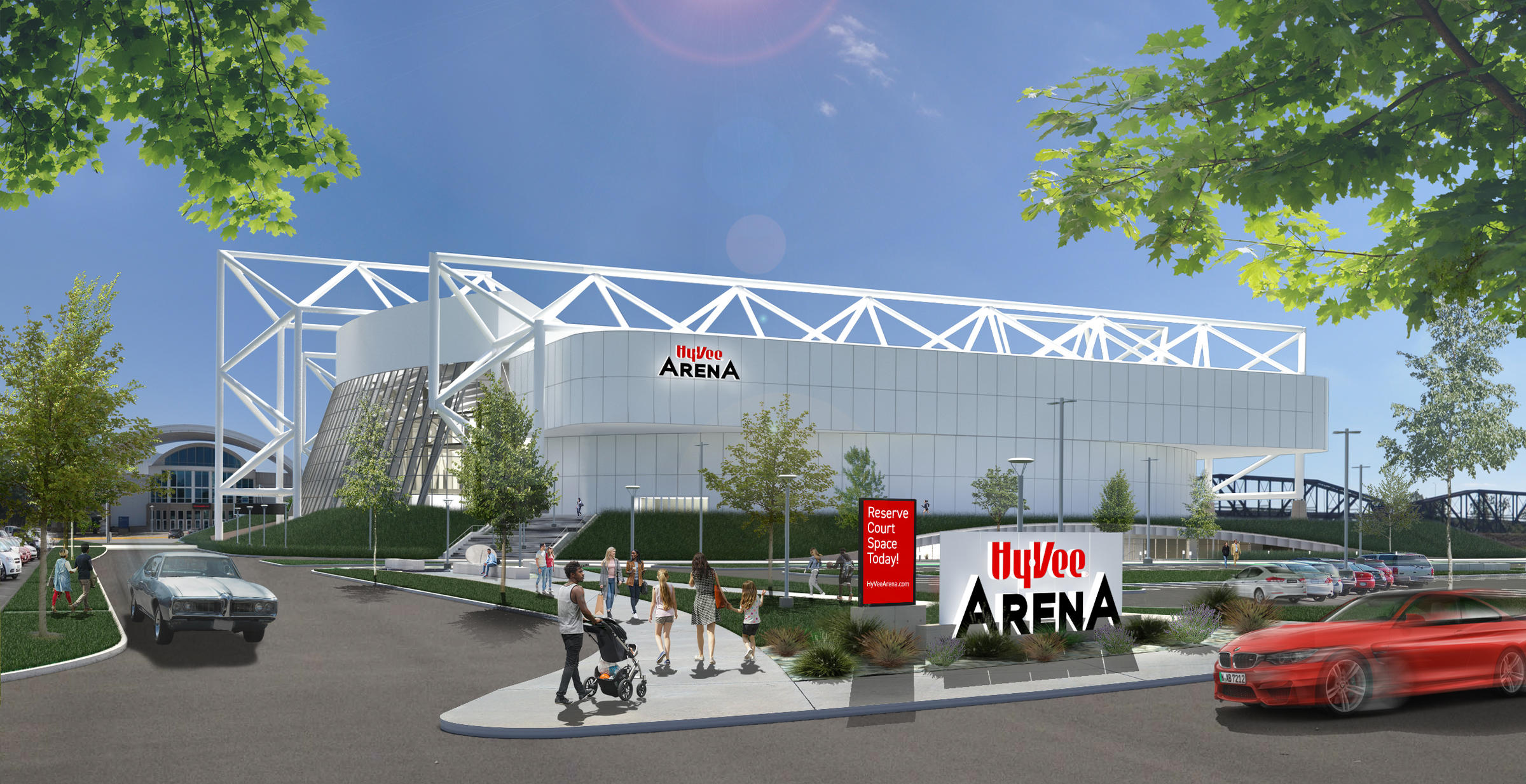so long kemper huge new kansas city sports complex will be hy vee