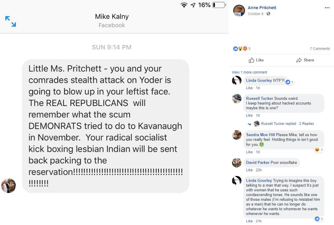 A Kansas Gop Official Resigns After Racist Remarks About Democrat