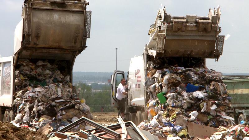 Lincoln, Neb., landfill