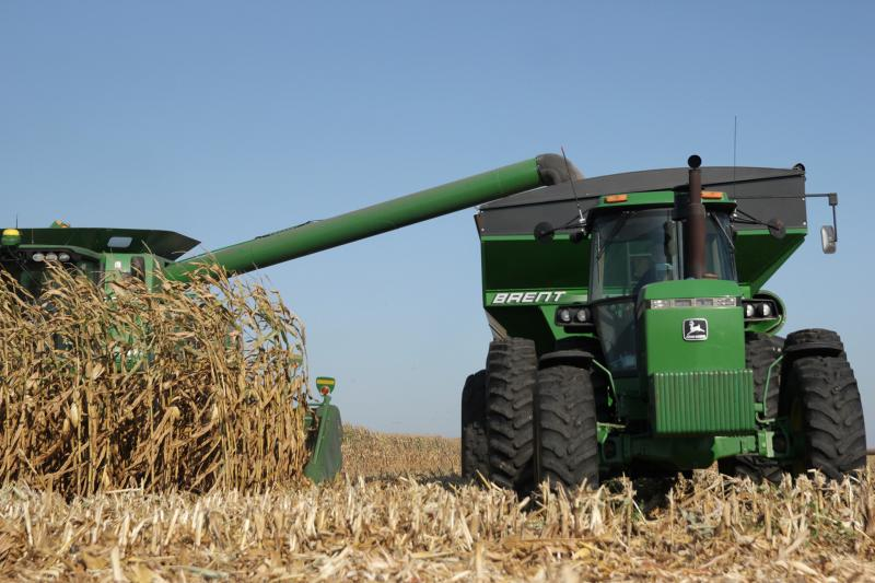 More than half of the nation's corn crop goes to feed livestock. The Kelso family from western Illinois prefers to farm corn, over soybeans, because it has been more profitable in recent years.