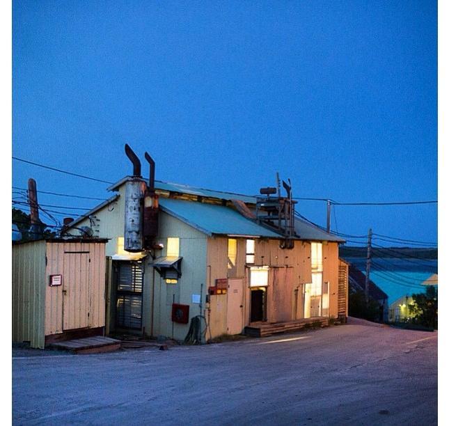 """""""Res Salmon Cannery, Naknek, Alaska"""""""
