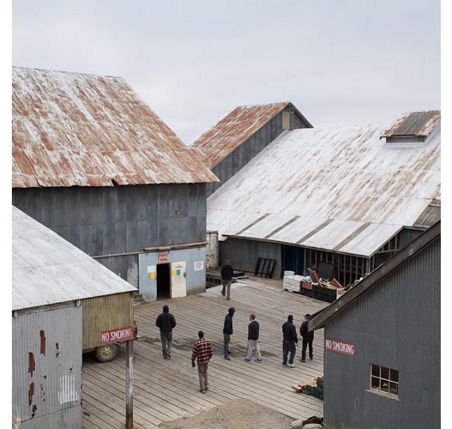 """Peter Pan cannery, Naknek, Alaska @arni_coraldo #commercialfishing #naknek #alaska #cannery #redsalmon #nopebblemine"""