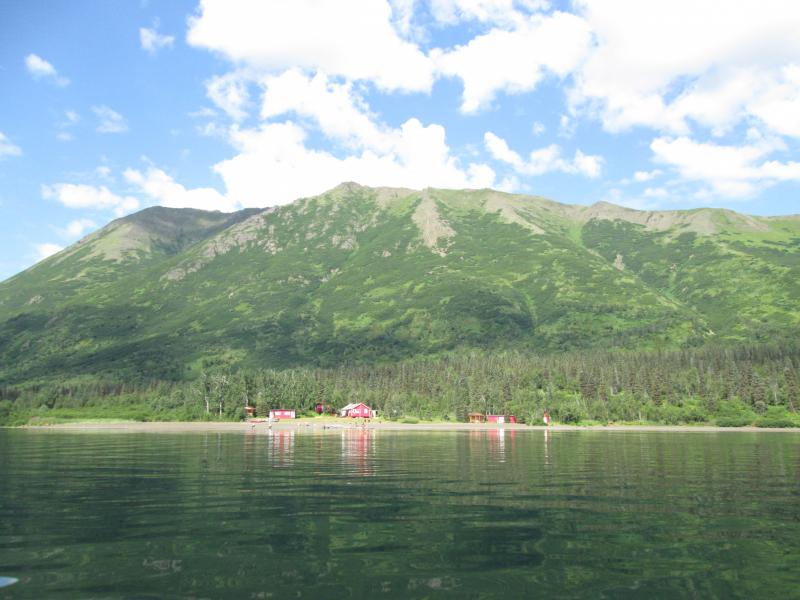 Salmon Camp 2013