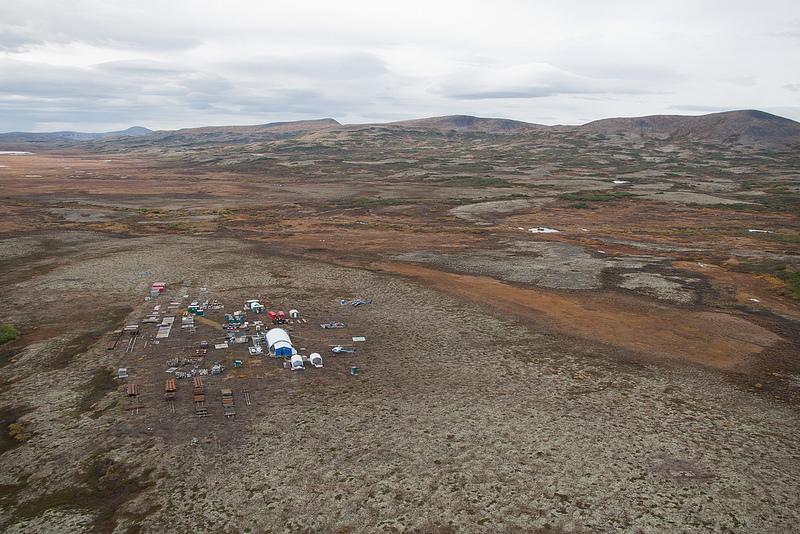 Pebble Site