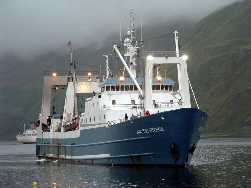 Bering sea fishing jobs for bbedc residents kdlg for Bering sea fishing