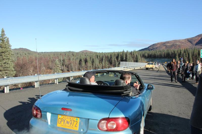 A fine day to put the top down on a convertible and head down some new roads.