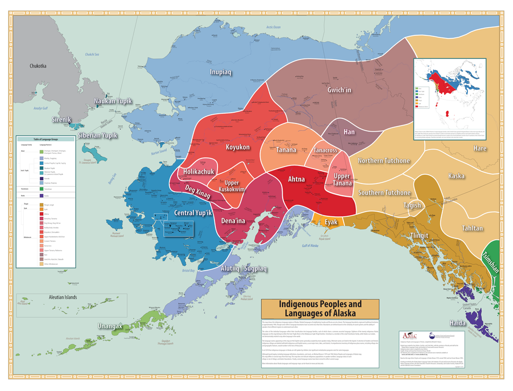 State to provide language assistance to Yup'ik, Gwich'in ...