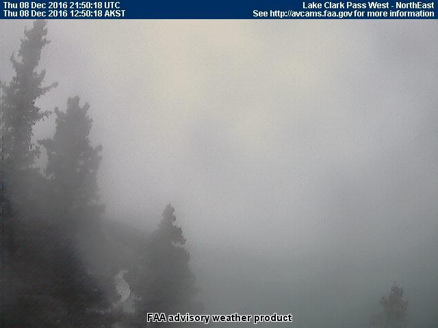 Search for missing Alaska plane slowed by fog