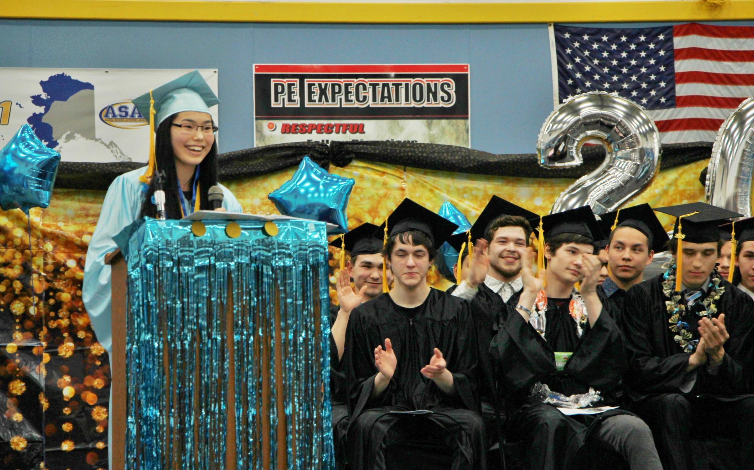 congrats bristol bay high school graduates