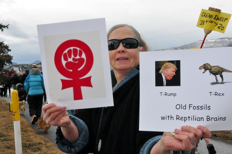 Trump vs T-Rex
