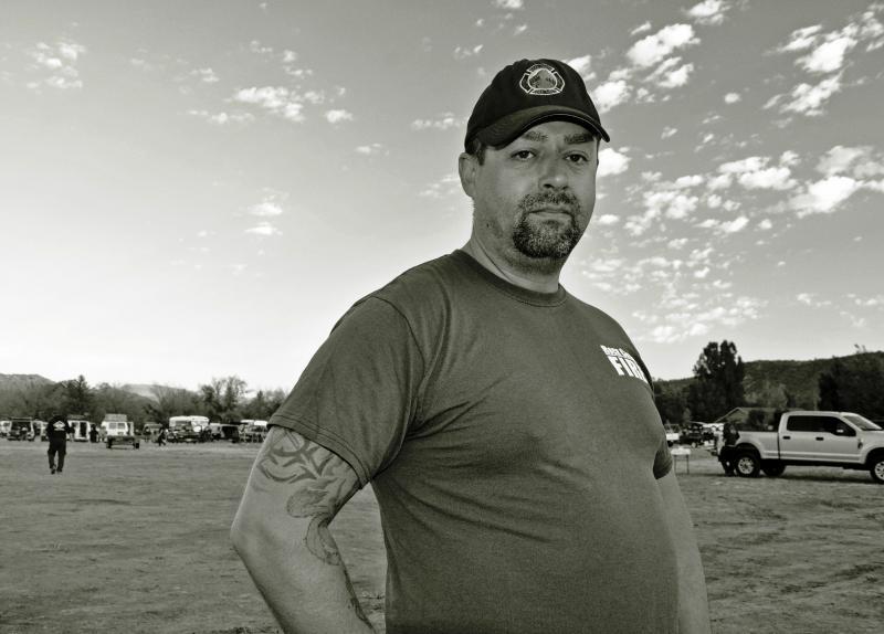 Tim Daniels, Rock Creek Fire Department, Kimberly, ID