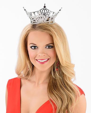 Miss Louisiana 2015 April Nelson