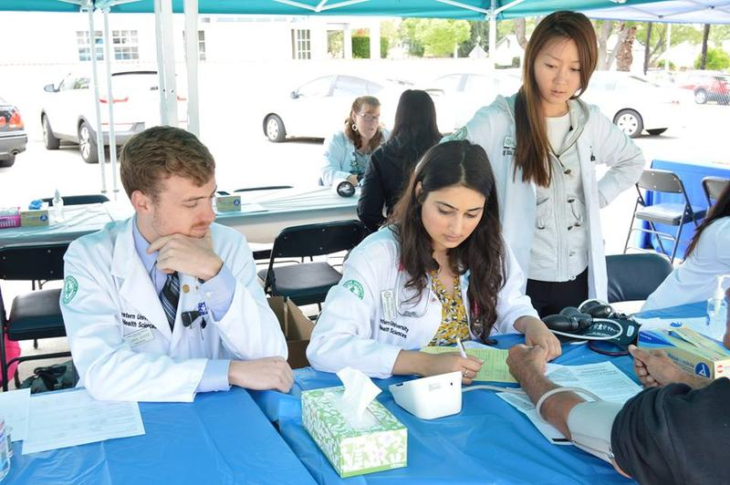ULM student pharmacists will offer health screenings at the Heart Walk on October 31.