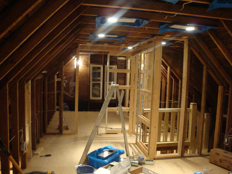 When remodeling, it is important to always have and adhere to a budget.