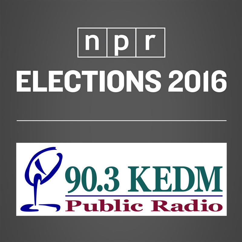 Live Updates This #ElectionDay From The NPR Politics Team