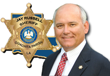 Ouachita Parish Sheriff, Jay Russell