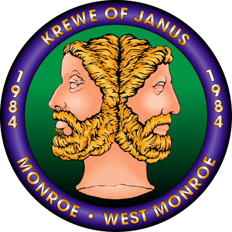 The Krewe of Janus for the Twin Citeis began in 1984.