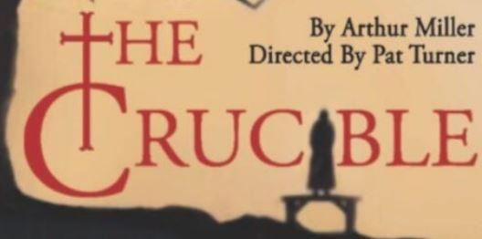The	Crucible was originally written as a parable of 1950's McCarthyism.