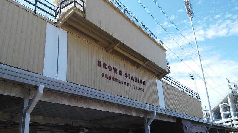 Brown Stadium was built in 1938 for $45,000.