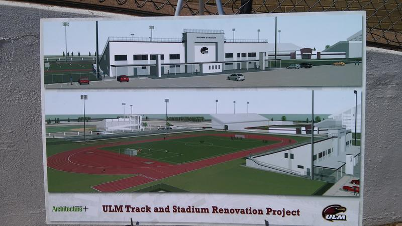 The renovations will be complete in May 2018.