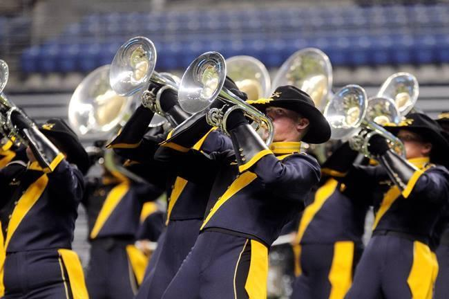 Troopers Drum and Bugle Corps will stop in Monroe on Tuesday.