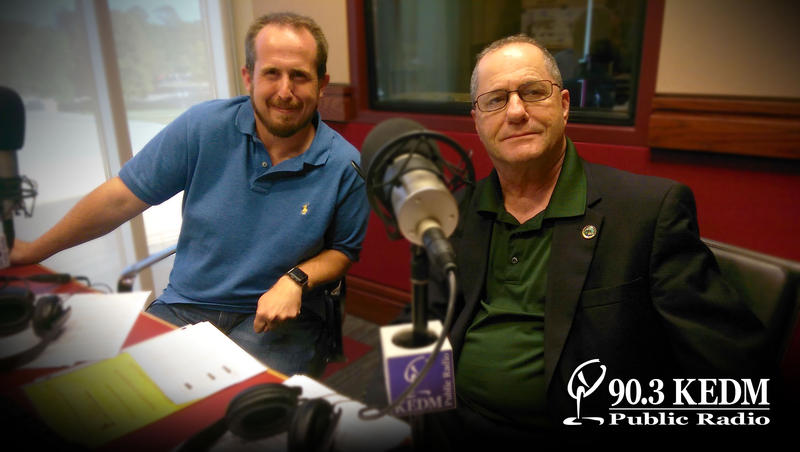 Kris Kelley and Bob Eisenstadt