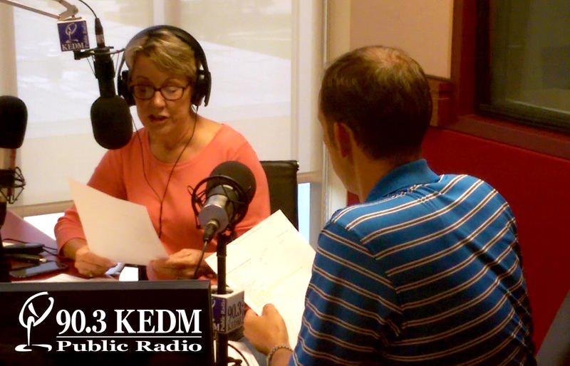 Ann Bloxom Smith and Kris Kelley