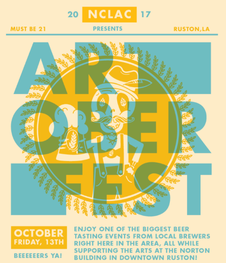 The ARToberfest is one of Ruston's biggest events of the fall.
