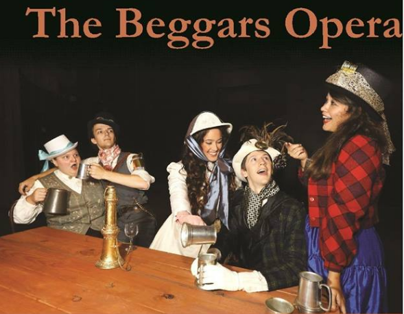 The Beggar's Opera  is the only example of the once thriving genre of satirical ballad opera to remain popular today.