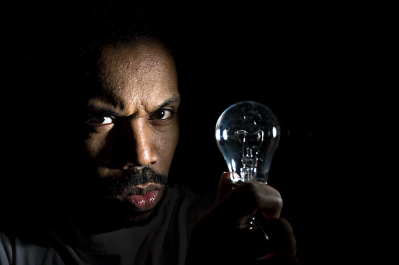 Lewis H. Latimer, who worked closely with Alexander Graham Bell and Thomas Edison, patented the carbon filaments still used in lightbulbs today.