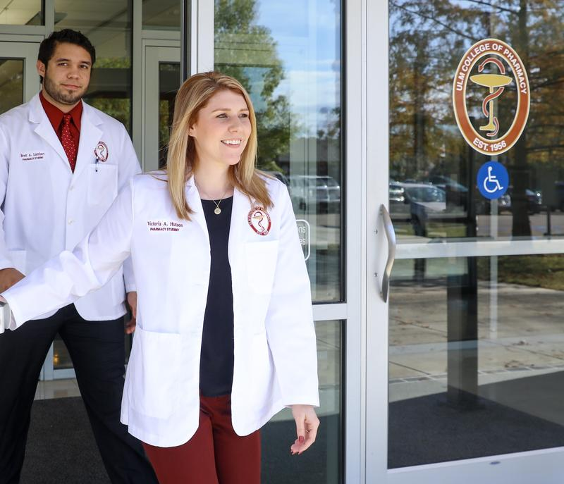 The ULM School of Pharmacy has one of the highest ranked pharmacy programs in the country.
