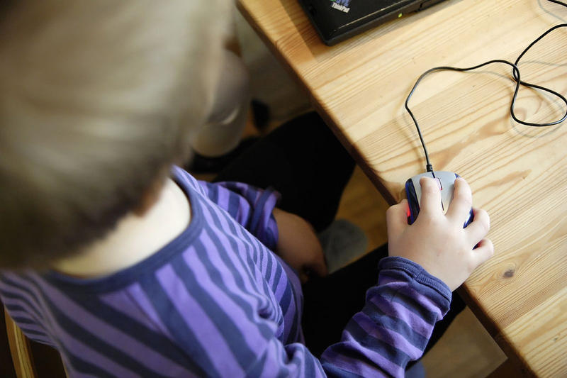 Too much screen time under the recommended age bracket can change the architecture of brain development.