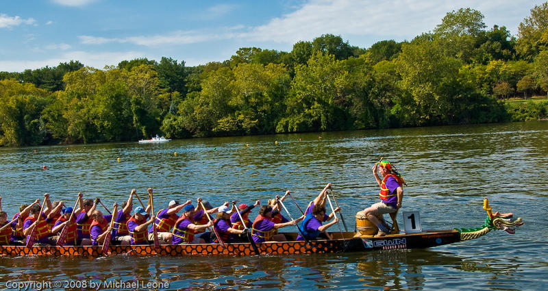 Dragon boat races originated in Southern China and are believed to have been held annually for over 2,000 years.