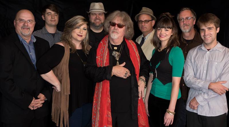 Pictured left to right: Bert Windham,  Jonathan Patterson, Naomi Holder, Cody Holder, Doug Duffey, Dan Sumner, Betsy Lowe, Adam Ryland, Ben Ford