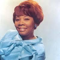 Mable John Stax Publicity Photo
