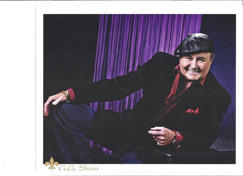 GG Shinn toured the world multiple times and was nominated for a Grammy Award in 1972.