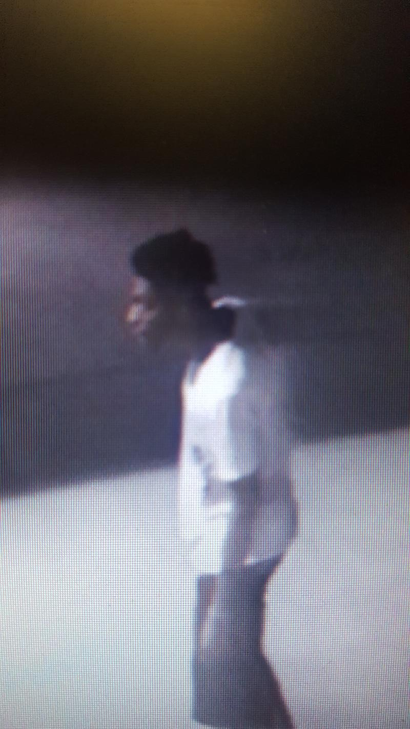 Can you identify this suspect? Call 329-1200
