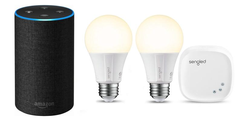 kedm drawing amazon echo lighting starter kit kedm