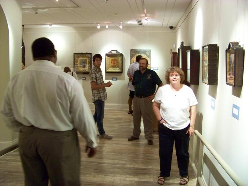 "Biedenharn Museum ""Images of Christ"" Exhibit"