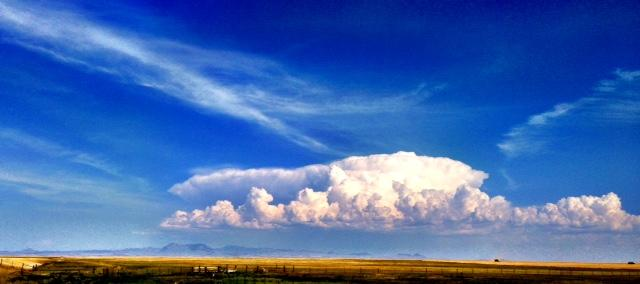 Listening to YPR from the north edge of Choteau County