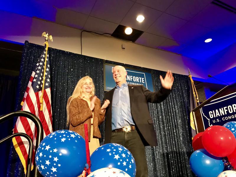 Montana Republican Rep. Greg Gianforte won re-election on November 7th, 2018.