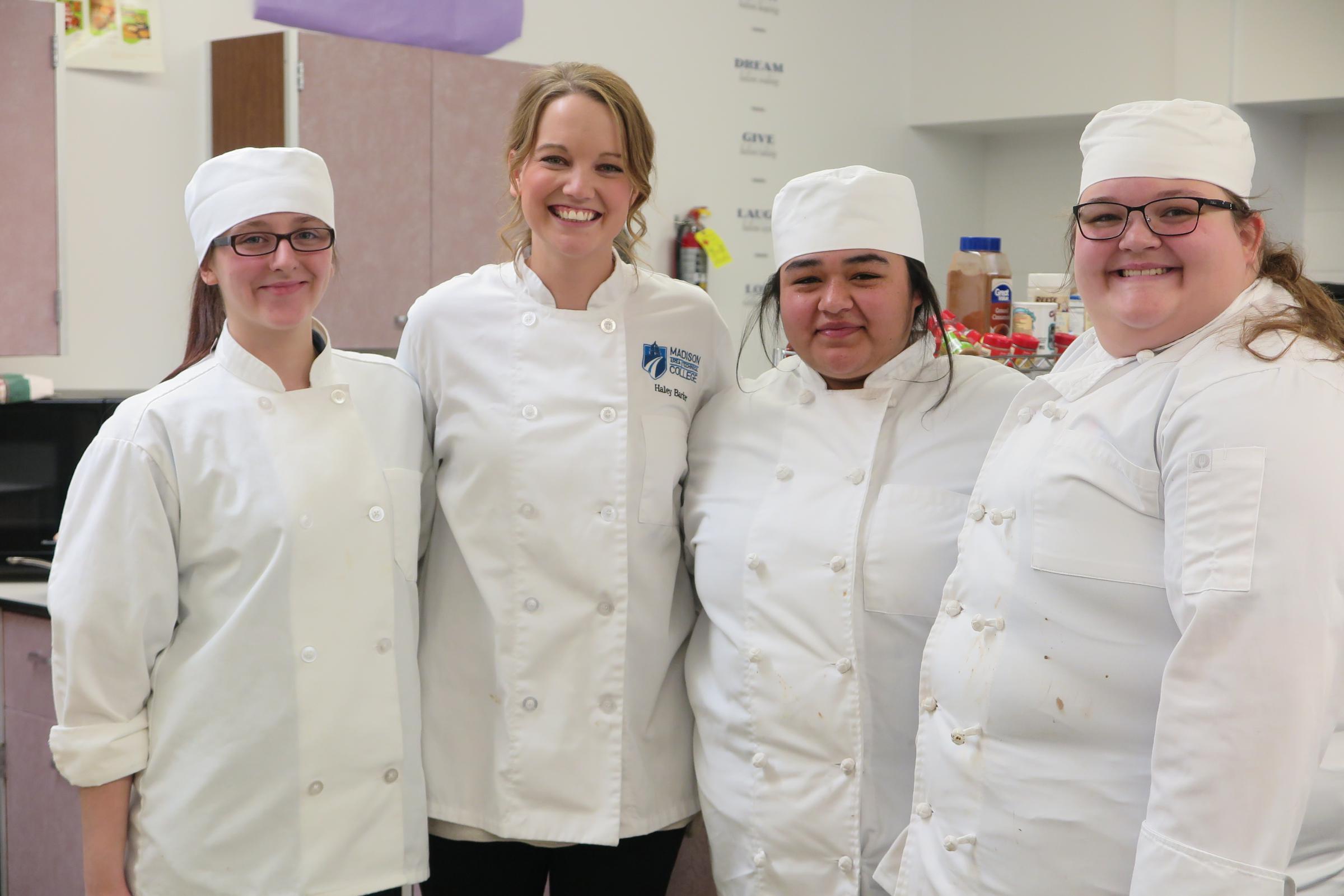 Flavors: Montana ProStart Invitational: Laurel High School Culinary ...
