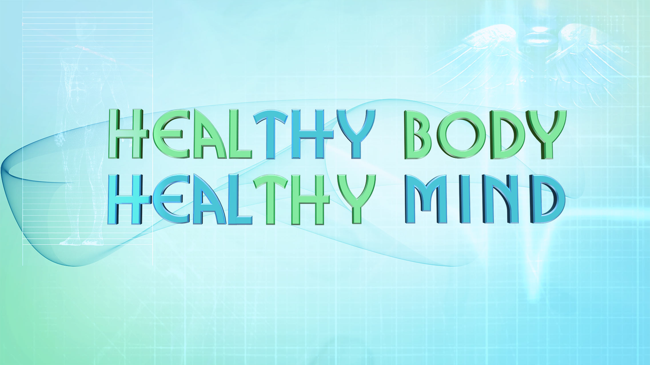 Healthy Body Healthy Mind On Kenwtv  Kenw