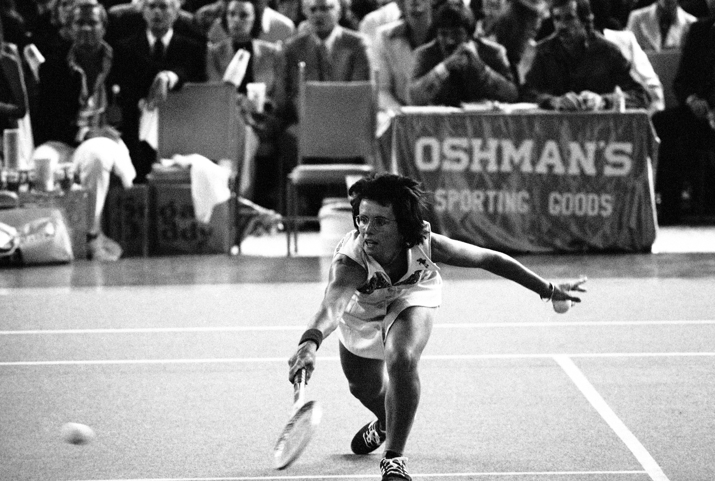 "Billie Jean King"" is profiled on American Masters on Tuesday"
