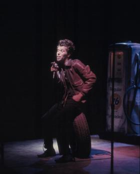 Tom Waits performs in this classic episode from 1979.