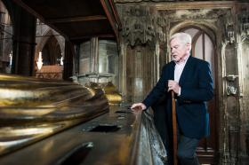 Find out from Derek Jacobi, who once played Richard II, why the play could have cost Shakespeare his life.