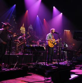The Grammy-winning Bon Iver performs material from its self-titled second album.