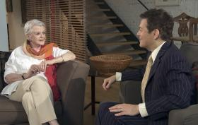"Angela Lansbury is surprised with a bit of her own Broadway history in Episode 1, ""Show Tunes"", when Michael Feinstein reveals film footage of her tour-de-force performance in ""Gypsy."""